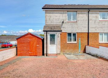 Thumbnail 1 bed flat for sale in Mosspark Avenue, Dumfries