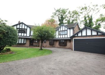 Thumbnail 5 bed detached house for sale in Pond View Close, Heswall, Wirral