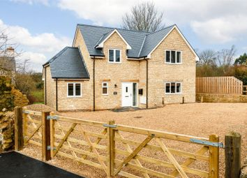 Thumbnail 4 bed detached house for sale in Great Coxwell, Faringdon