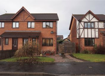 Thumbnail 3 bed semi-detached house for sale in Kenmore, Troon