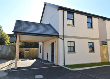 Thumbnail 3 bed detached house for sale in Queensway Gardens, Hayle, Cornwall