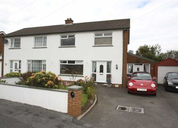 Thumbnail 3 bed semi-detached house for sale in Harmony Park, Drumaness, Co Down