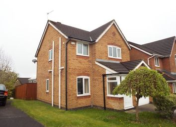 Thumbnail 3 bed detached house for sale in Inglewood Close, Bury, Greater Manchester