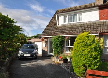 Thumbnail 3 bed semi-detached house for sale in 36 Thornhill Crescent, Forres