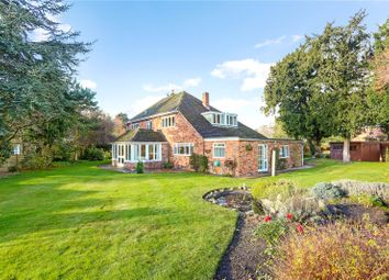 Thumbnail 4 bed detached house for sale in Aldersey Park, Handley, Chester