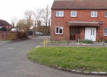 Thumbnail 3 bedroom semi-detached house for sale in Quinton Drive, Bradwell, Milton Keynes
