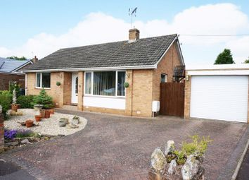 Thumbnail 2 bed detached bungalow for sale in Footlands Close, Sherford, Taunton