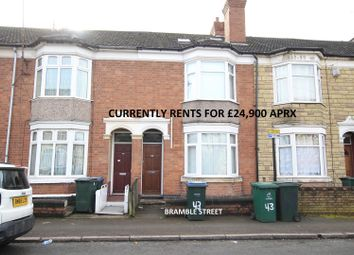 Thumbnail 4 bed terraced house for sale in Bramble Street, Coventry