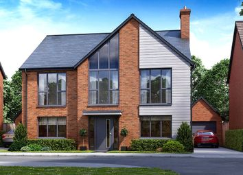 Thumbnail 4 bedroom detached house for sale in Exeter Road, Topsham, Devon