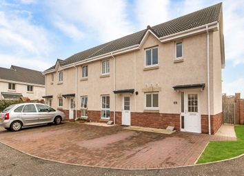 Thumbnail 3 bed end terrace house for sale in 24 Sandee, Tranent