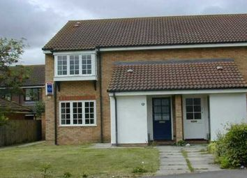 Thumbnail 2 bedroom maisonette to rent in Capuchin Court, Cherry Hinton, Cambridge