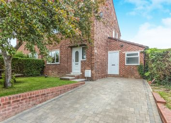 Thumbnail 3 bed semi-detached house for sale in Whinside Crescent, Thurnscoe, Rotherham