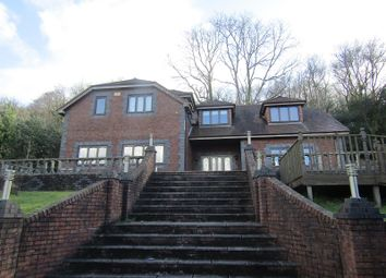 Thumbnail 5 bed detached house for sale in Balaclava Road, Glais, Swansea, City And County Of Swansea.