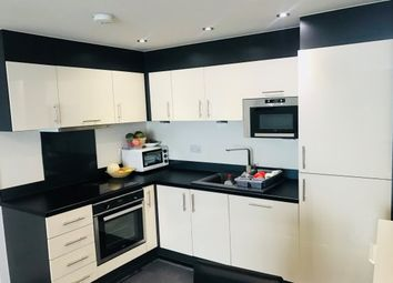 Thumbnail 1 bed property to rent in Indigo Blu, Crown Point Road, Leeds City Centre