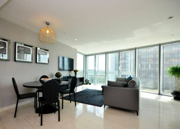 Thumbnail 1 bed flat to rent in St George Wharf, Nine Elms