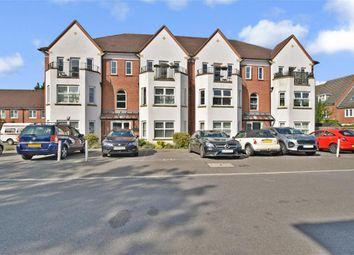 Thumbnail 2 bed flat for sale in Halton Road, Kenley, Surrey