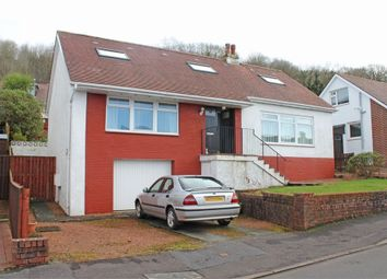 Thumbnail 4 bed detached house for sale in Scott Drive, Largs, North Ayrshire