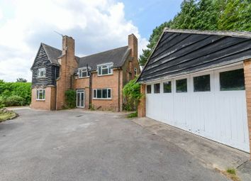Thumbnail 4 bed detached house to rent in Heath Rise, Whitmore, Newcastle-Under-Lyme