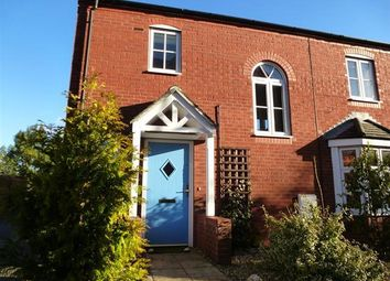 Thumbnail 3 bed semi-detached house to rent in Burge Meadow, Cotford St. Luke, Taunton