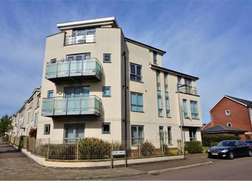 Thumbnail 1 bed flat for sale in Springhead Parkway, Gravesend
