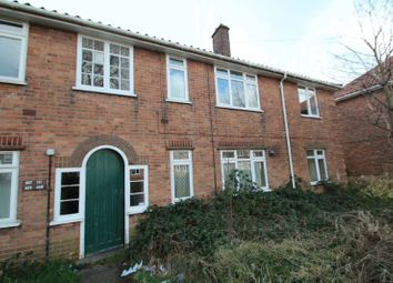 Thumbnail 2 bedroom flat for sale in Bullard Road, Norwich