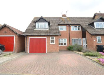 Thumbnail 3 bedroom semi-detached house to rent in Gatcombe Close, Calcot, Reading