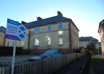 Thumbnail 3 bedroom flat for sale in Kennilworth Drive, Clarkston, Airdrie, North Lanarkshire
