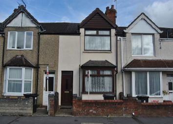 Thumbnail 2 bedroom terraced house for sale in Drew Street, Rodbourne, Swindon