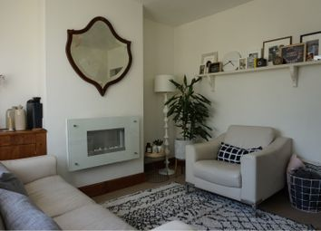 Thumbnail 2 bed terraced house for sale in Kilby Road, Leicester