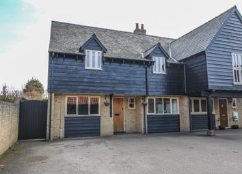 Thumbnail 4 bed semi-detached house for sale in High Street, Haddenham, Ely
