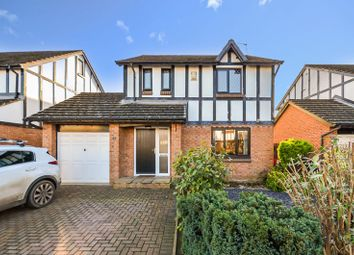 Thumbnail 3 bed detached house for sale in 33 Kirkby Drive, Ripon