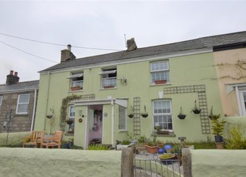 Thumbnail 4 bed terraced house for sale in Vogue Hill, St. Day, Redruth, Cornwall