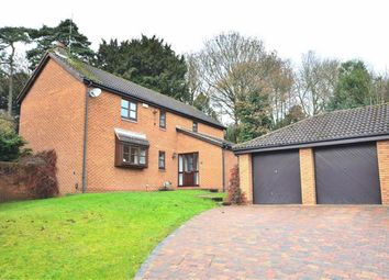 Thumbnail 4 bed detached house for sale in Abbeyfields Close, Darley Abbey, Derby