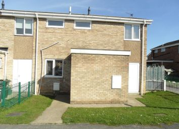 Thumbnail 2 bed end terrace house to rent in Croasdale Gardens, Carcroft Doncaster