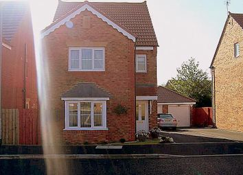 Thumbnail 4 bed detached house for sale in Stakeford Lane, Stakeford, Choppington