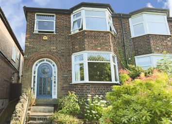 Thumbnail 3 bed semi-detached house for sale in Watcombe Circus, Sherwood, Nottinghamshire