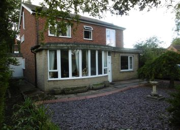 Thumbnail 3 bed detached house for sale in Everglade House, West Moor Road, Walkeringham, Doncaster, South Yorkshire