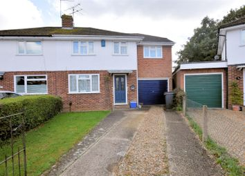 Thumbnail 4 bed semi-detached house for sale in Ainsdale Crescent, Reading