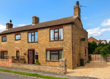 Thumbnail 3 bed semi-detached house for sale in High Street, Martin, Lincoln, Lincolnshire