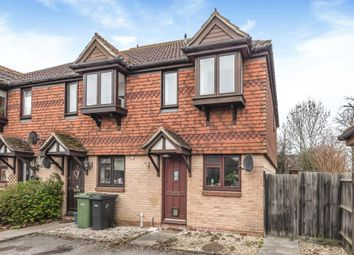 Thumbnail 2 bed end terrace house to rent in Washford Glen, Didcot, Oxfordshire