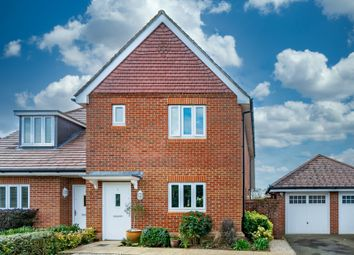 Thumbnail 3 bed semi-detached house for sale in Chantry Mead, Barnham, West Sussex