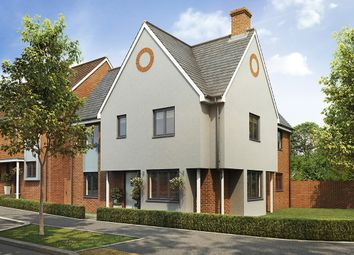 "Thumbnail 4 bed detached house for sale in ""The Greenwich"" at Southfleet Road, Swanscombe"
