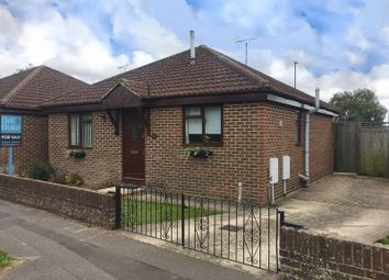 Thumbnail 2 bed detached bungalow for sale in Swanfield Drive, Chichester
