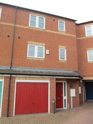 Thumbnail 3 bedroom town house for sale in Longford Street, Derby