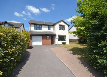 Thumbnail 4 bed detached house for sale in Barnshill Close, Cheriton Fitzpaine, Crediton