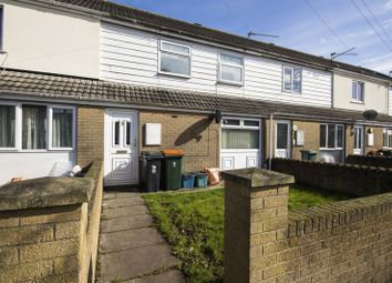 Thumbnail 3 bed terraced house for sale in Maesglas Avenue, Newport