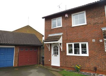 Thumbnail 3 bed semi-detached house for sale in Wayside Acres, Northampton