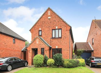 Thumbnail 3 bed link-detached house to rent in Scholey Close, Halling, Kent