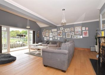 Thumbnail 3 bed detached bungalow for sale in Yelsted, Sittingbourne, Kent
