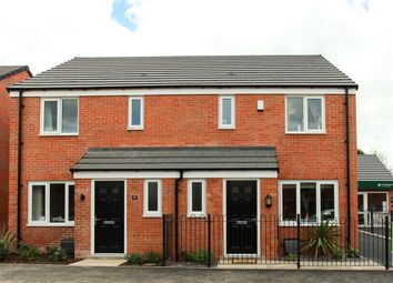 "Thumbnail 3 bed terraced house for sale in ""The Hanbury"" at Quarry Hill Road, Ilkeston"